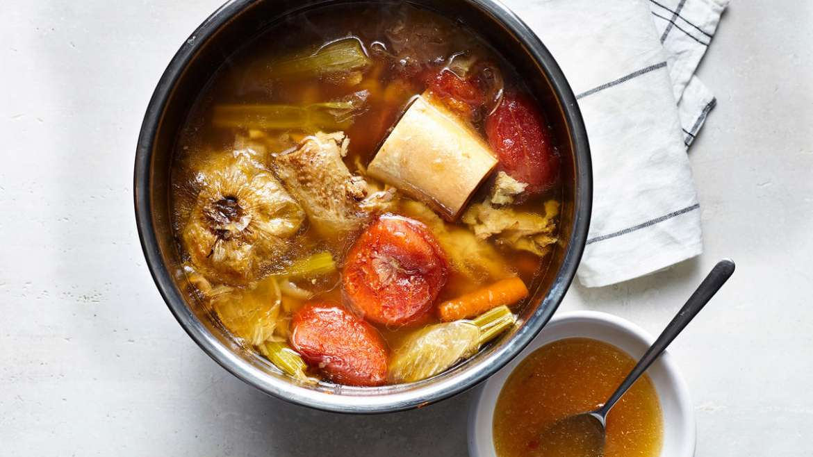 What's All The Fuss About Bone Broth?