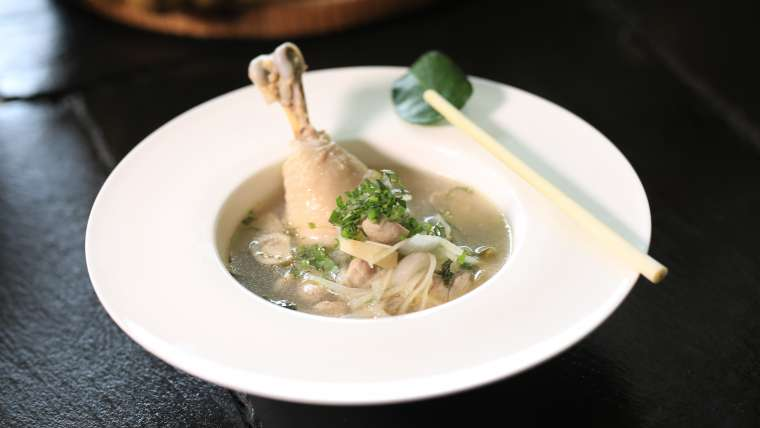 Why is Chicken Soup so good for your Immune System?