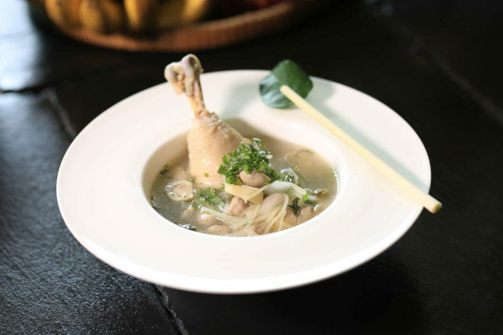 chicken soup good for your immune system